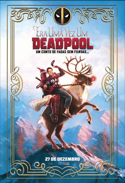 Era Uma Vez Um Deadpool - O Ultimato 1