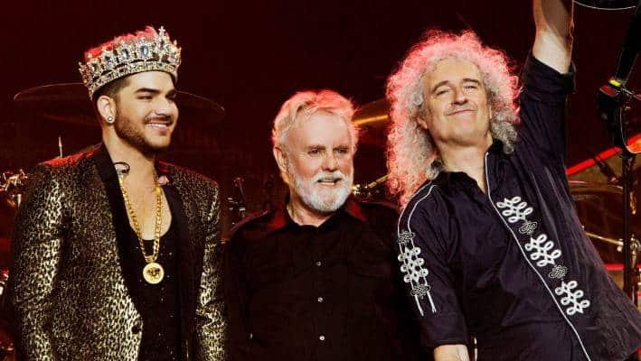 Bohemian Rhapsody – Após Sucesso do Filme, Queen anuncia turnê para 2019