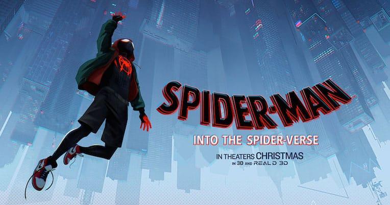 Homem-Aranha no Aranhaverso tem pré-venda anunciada pela Sony e Cinemark faz promoção