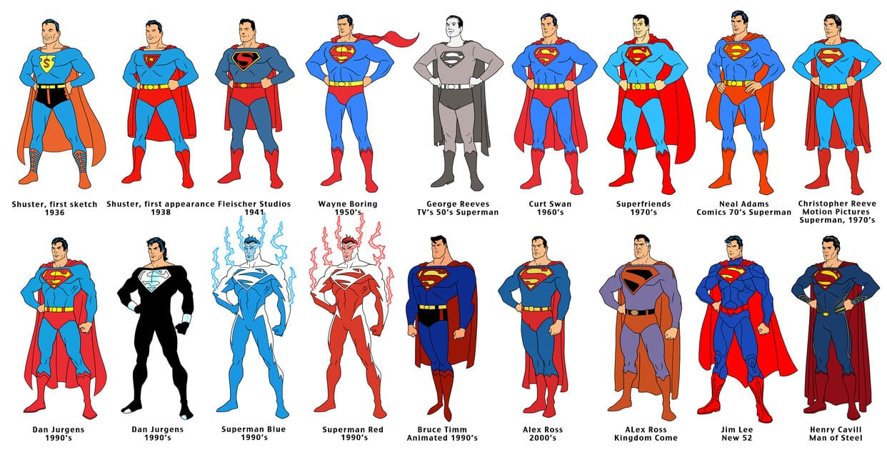 Porque o Superman é um Personagem tão Difícil de Escrever? 1