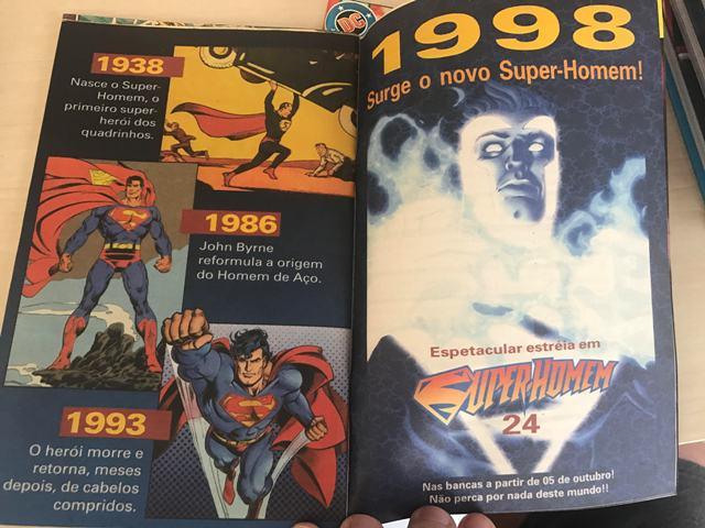 O Superman Elétrico da Década de 90 1