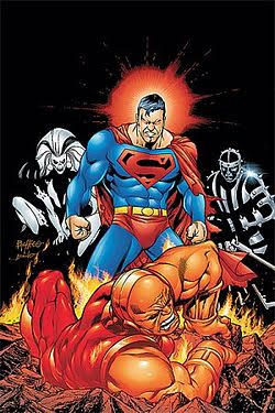 A Batalha Final: Manchester Black x Superman e o Teste de Fé do Homem de Aço 1