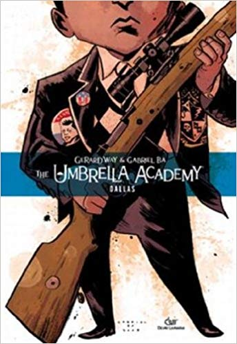 Netflix divulga trailer e data de estréia de The Umbrella Academy 2