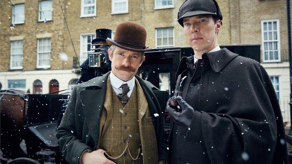 Sherlock (Netflix) – Dicas de Streaming