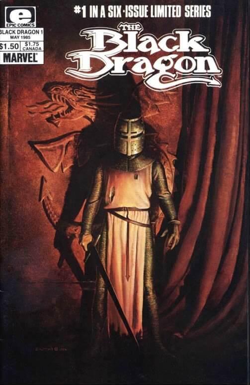 Dragão Negro - Novo Lançamento da editora Pipoca e Nanquim em Pré Venda 1