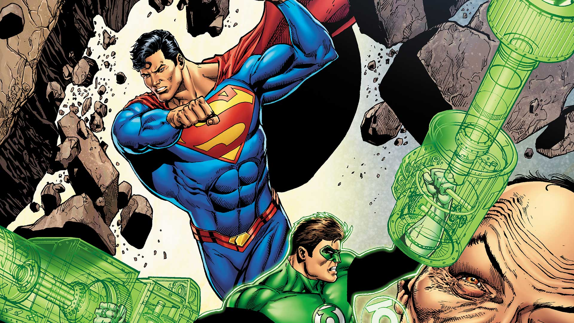 Superman & Lanterna Verde : Simplicidade e uma boa história
