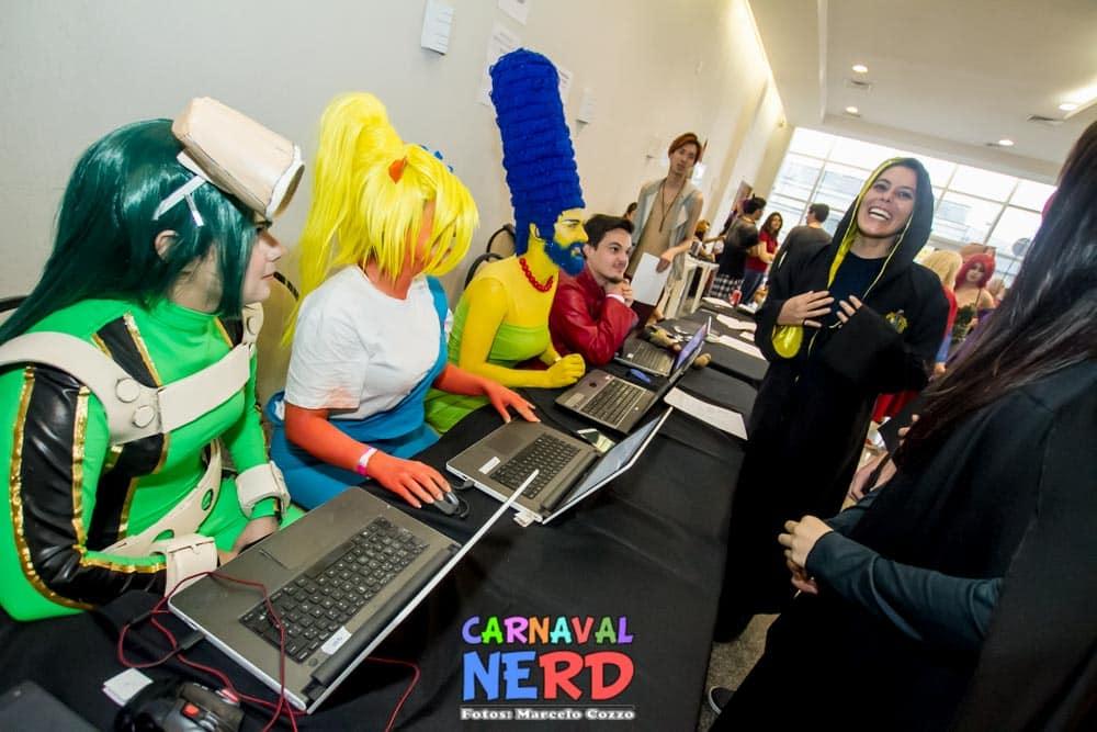 Curitiba vai ter o Carnaval Nerd, com cosplay, k-pop e muitas outras atrações pra quem vai além do samba 2