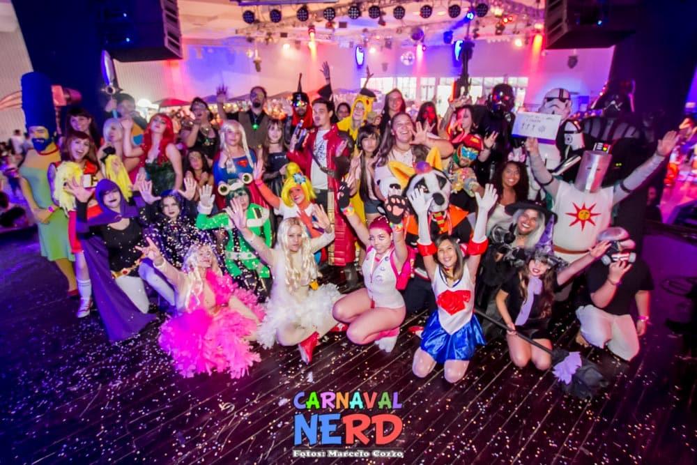Curitiba vai ter o Carnaval Nerd, com cosplay, k-pop e muitas outras atrações pra quem vai além do samba