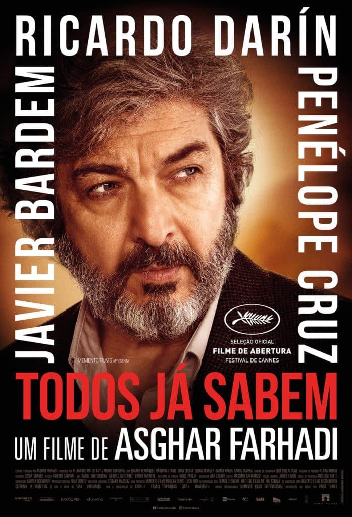 Todos Já Sabem, do iraniano Asghar Farhadi ganha trailer e pôsteres individuais 3