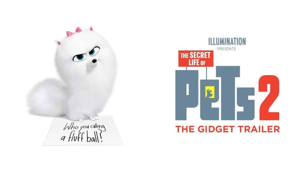 Novo trailer individual de Pets: A Vida Secreta dos Bichos 2 tem Chloe e Gigi e aulas de comportamento felino