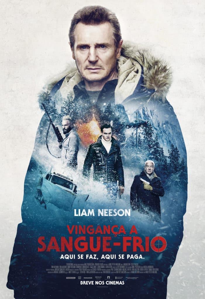 Novo thriller estrelado por Liam Neeson, Vingança a Sangue-Frio, ganha primeiro trailer 2