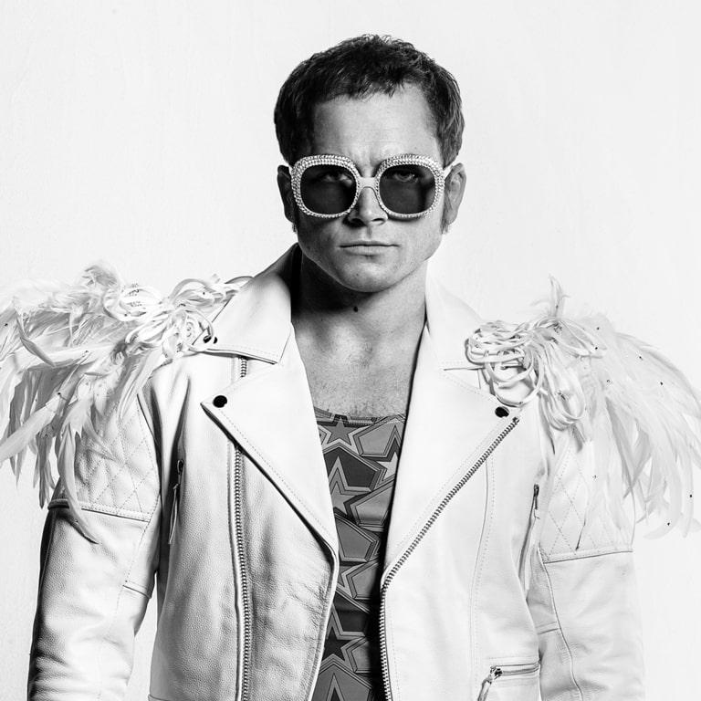 Rocketman - Veja Novas Imagens de Taron Egerton com Elton John 1