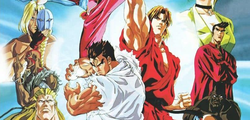 Street Fighter II: Victory (Netflix) – Dicas de Streaming