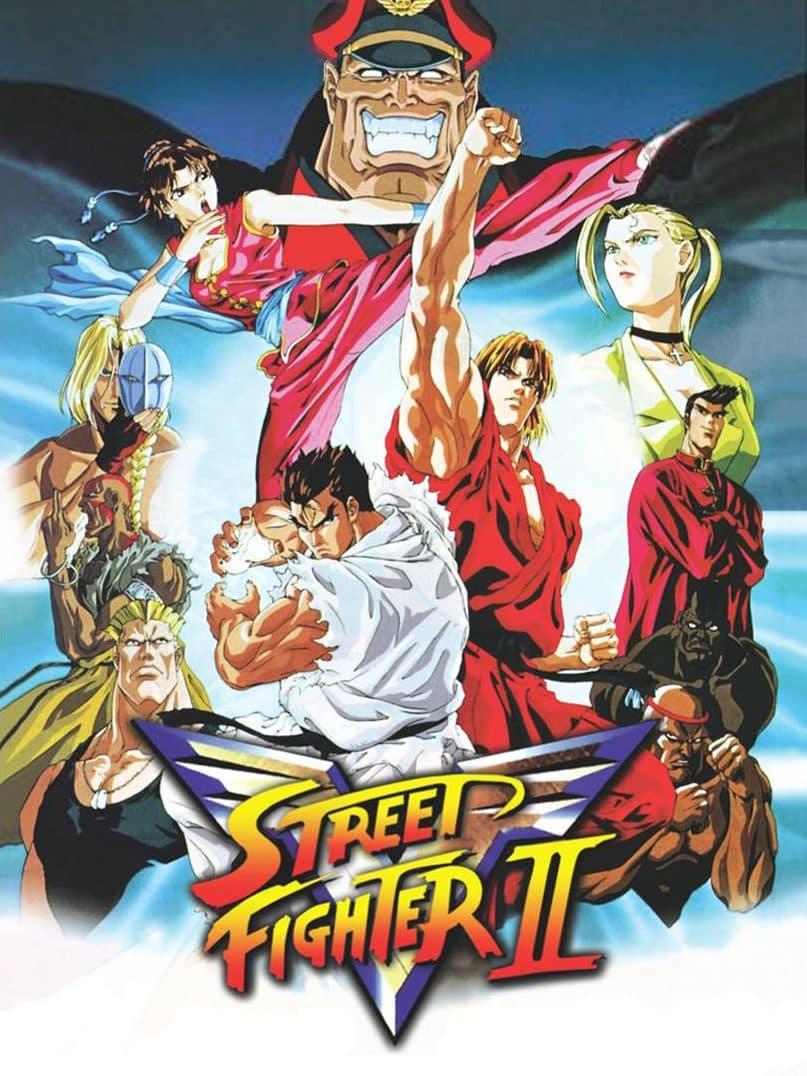 Street Fighter II: Victory (Netflix) - Dicas de Streaming 4