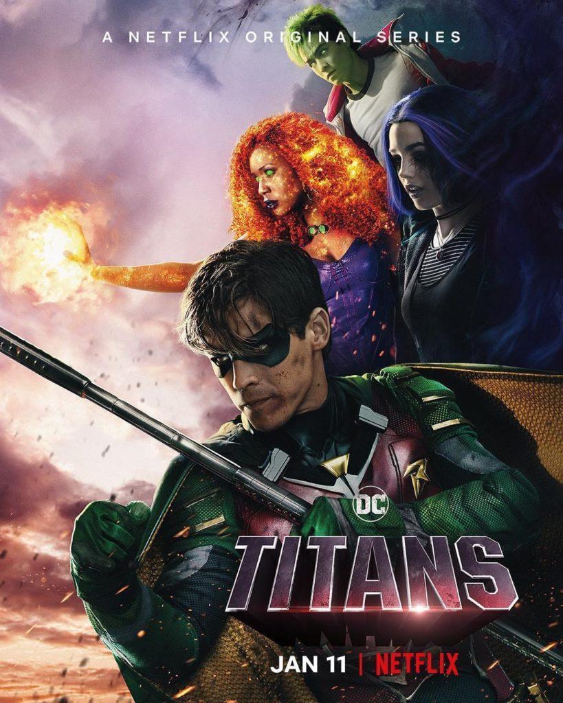 Titãs - O Ultimato 1