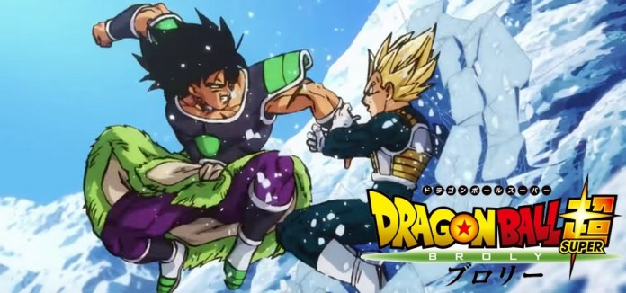 O Filme DragonBall Super: Broly - O Ultimato 3