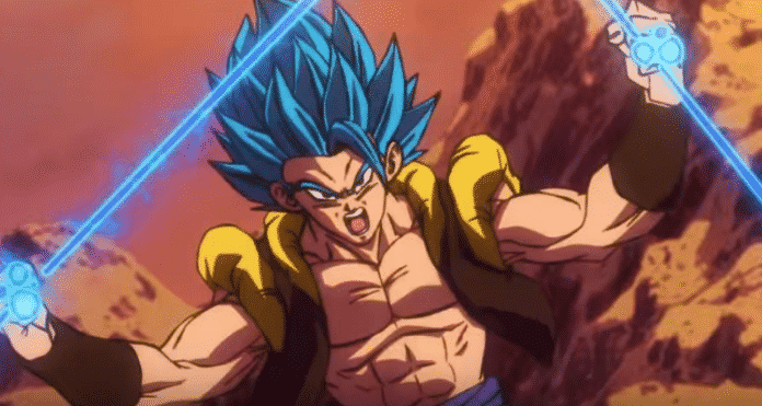 O Filme DragonBall Super: Broly - O Ultimato 4