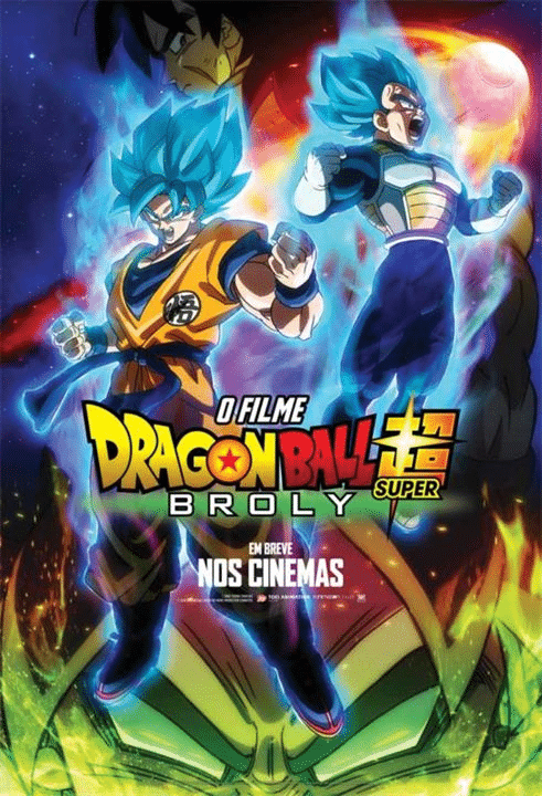 O Filme DragonBall Super: Broly - O Ultimato 1