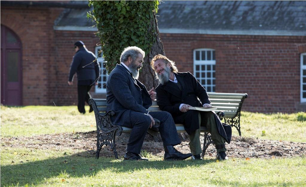 Confira o trailer de O Gênio e o Louco, com Mel Gibson e Sean Penn