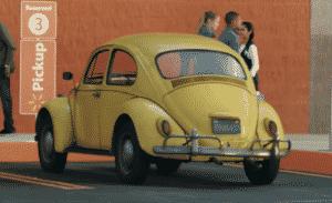 Walmart usa carros famosos do cinema em novo comercial promovendo serviço de retirada em suas lojas nos Estados Unidos 10