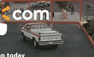 Walmart usa carros famosos do cinema em novo comercial promovendo serviço de retirada em suas lojas nos Estados Unidos 14