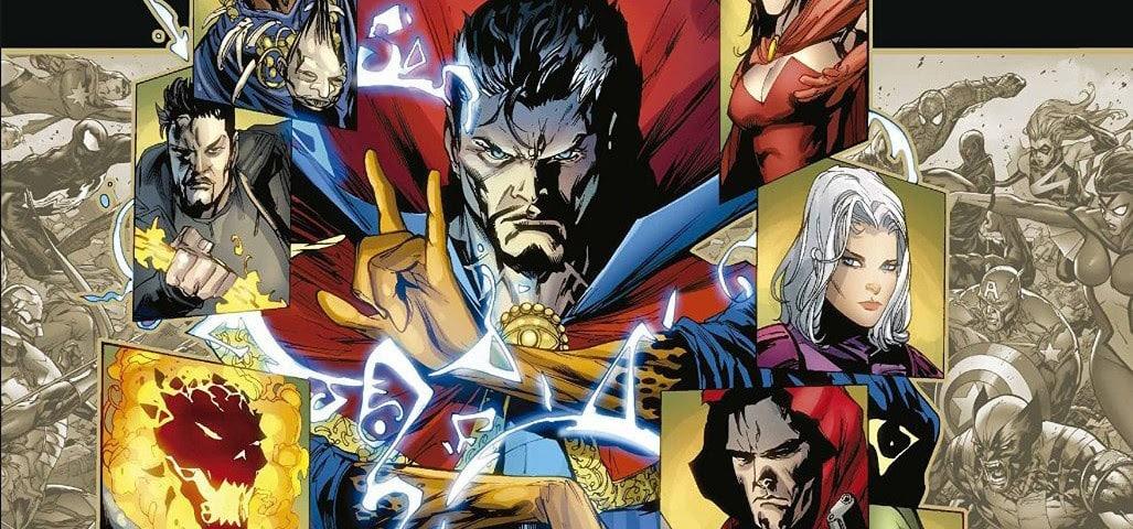 Preparação para Vingadores Ultimato: A Busca pelo Mago Supremo