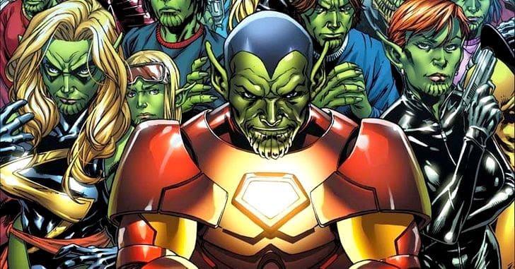 Os 10 Maiores Inimigos e Vilões dos Vingadores 2
