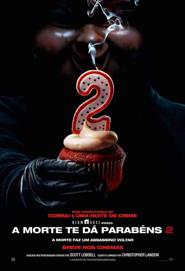 A Morte te Dá Parabéns 2: confira entrevista com o diretor Christopher Landon 2