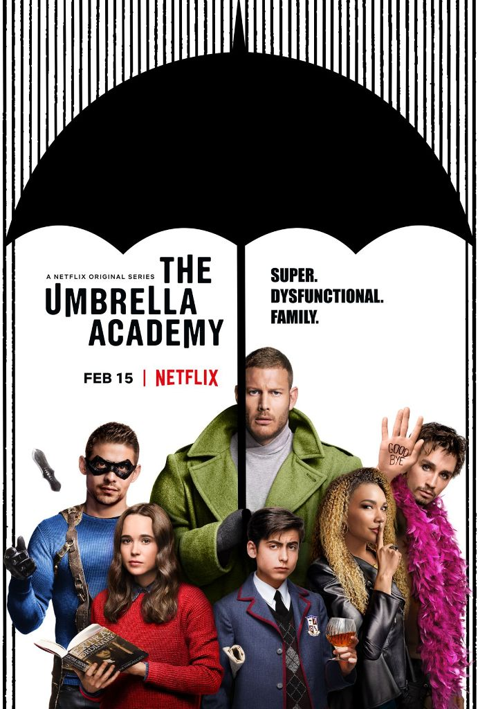 The Umbrella Academy - 1ª Temporada - O Ultimato 1