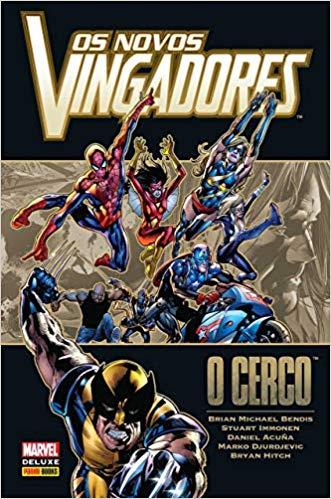 Conheça a HQ Vingadores O Cerco de Bendis (2010) 4