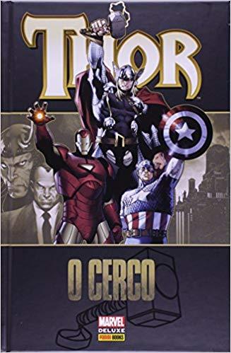 Conheça a HQ Vingadores O Cerco de Bendis (2010) 3