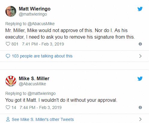 Mike S. Miller Queima Suposta Capa Original de Mike Wieringo 11