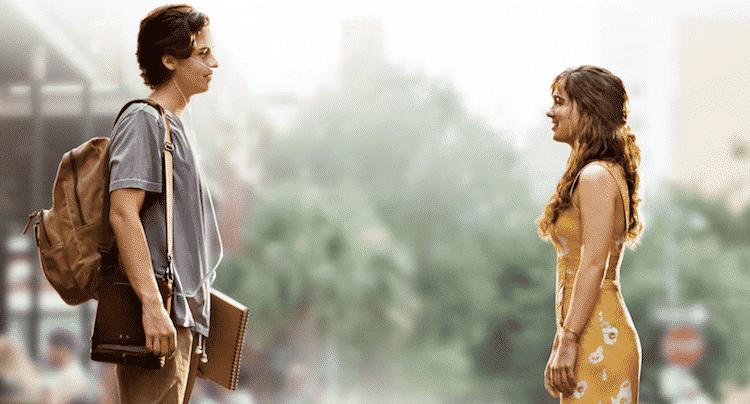 A Cinco Passos de Você ganha segundo trailer a um mês da estreia