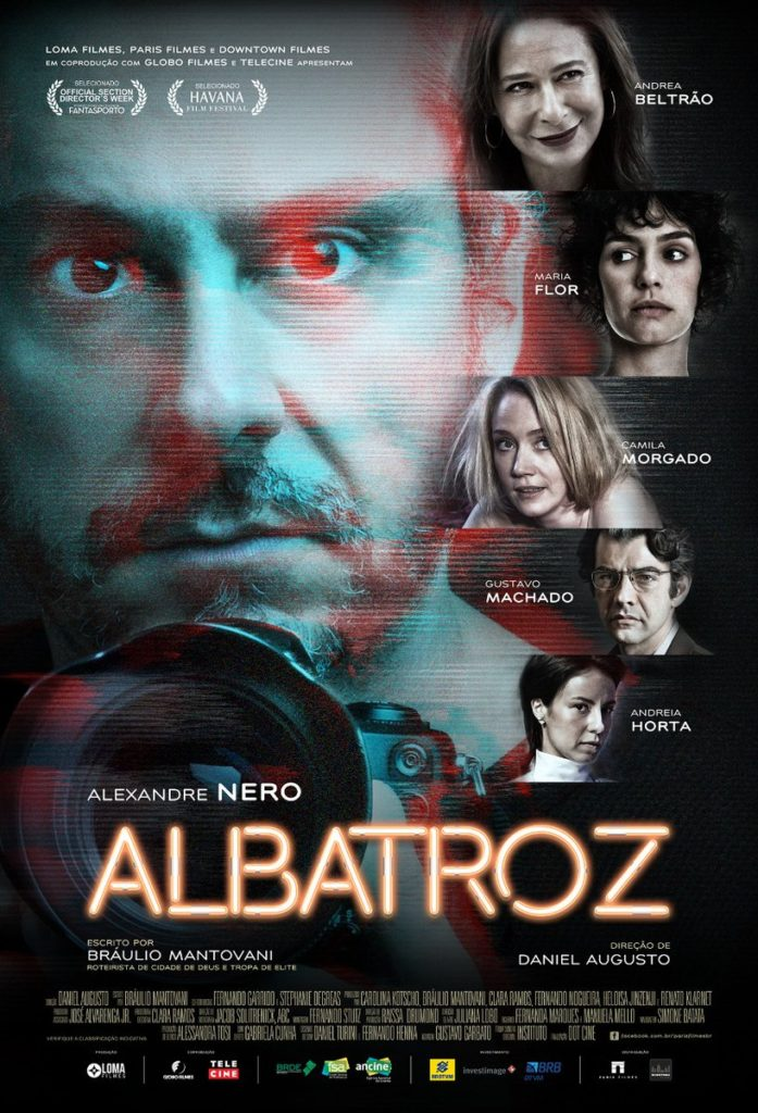 Veja o pôster e o trailer de Albatroz, suspense dirigido por Daniel Augusto e roteiro de Bráulio Mantovani 2