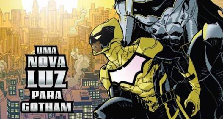 Batman & Sinal chega ao Brasil pela editora Panini em 22 de fevereiro