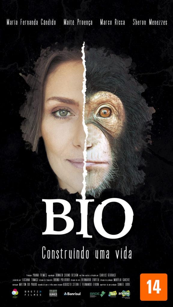 Maria Fernanda Cândido causa ciúmes à mulher de cientista centenário em Bio, de Carlos Gerbase 2