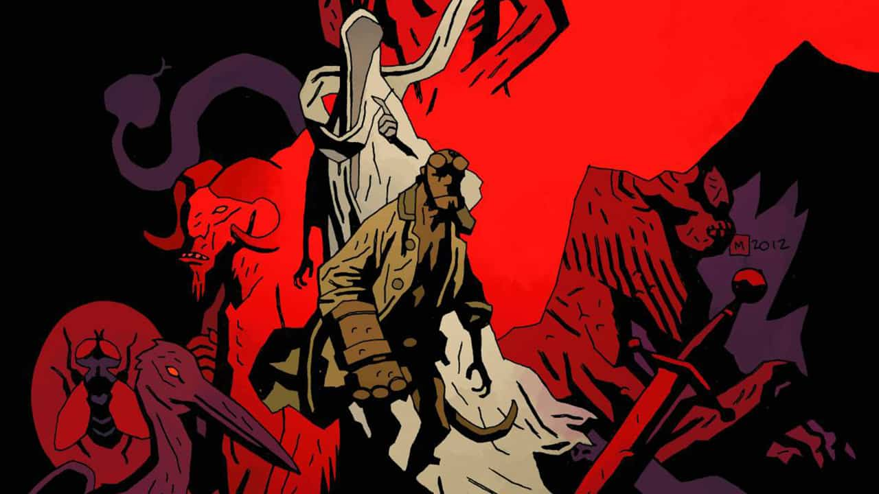Hellboy day! 25 Anos de Hellboy!!!