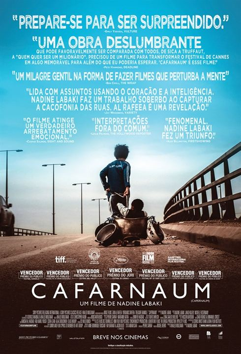 Cafarnaum - O Ultimato 1