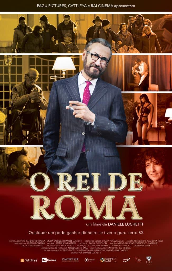 Estreia hoje 07 de março O Rei de Roma, nova comédia do italiano Daniele Luchetti 2