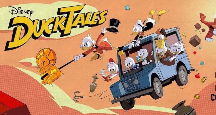 Dicas de Streaming: Ducktales – Os Caçadores de Aventuras: Woo-oo!