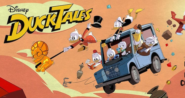 Ducktales, Os Caçadores de Aventuras: Woo-oo! (Netflix) – Dicas de Streaming