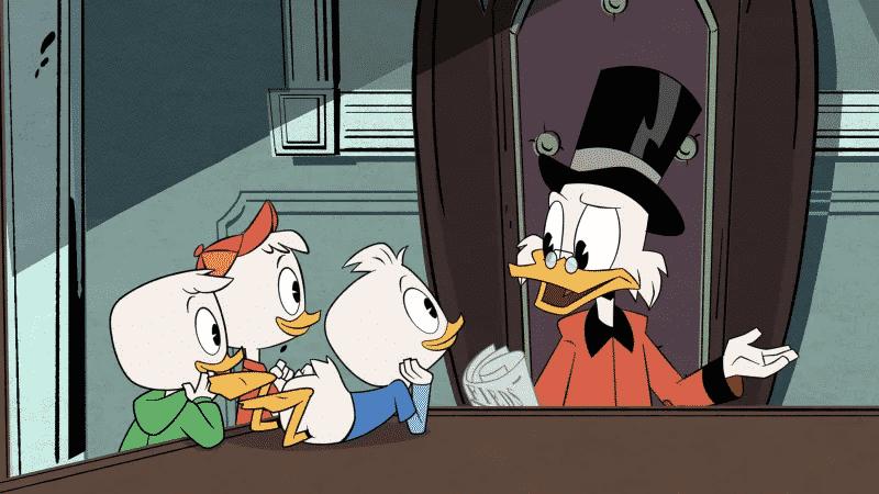 Ducktales, Os Caçadores de Aventuras: Woo-oo! (Disney+) - Dicas de Streaming 2