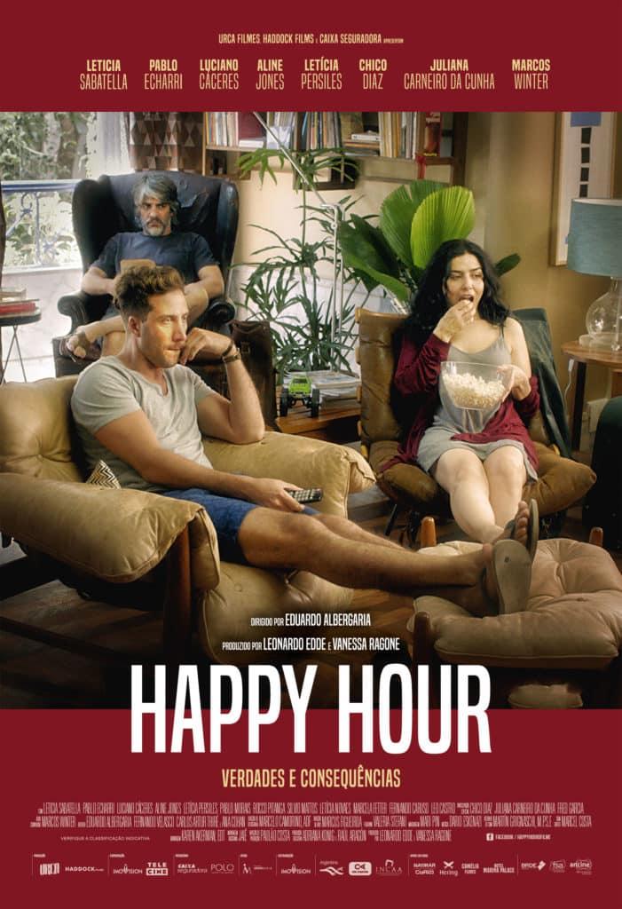 Relação aberta ou terminar o casamento? Letícia Sabatella vive um dilema em Happy Hour – Verdades e Consequências 2