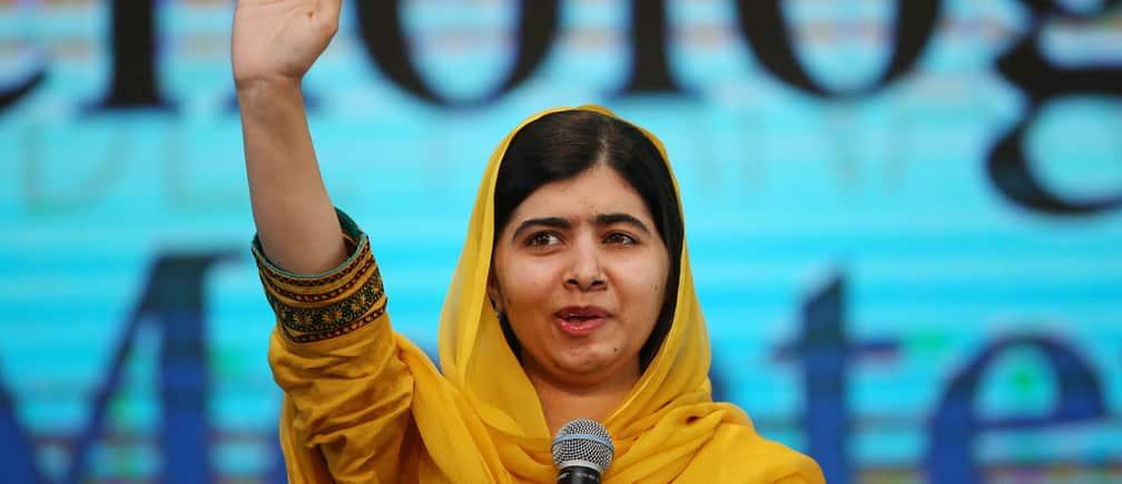 Editora Seguinte anuncia novo livro de Malala Yousafzai, Longe de Casa: Minha Jornada e Histórias de Refugiadas Pelo Mundo