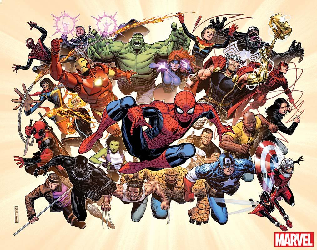 Como Começar (ou Voltar) a Ler Marvel 1