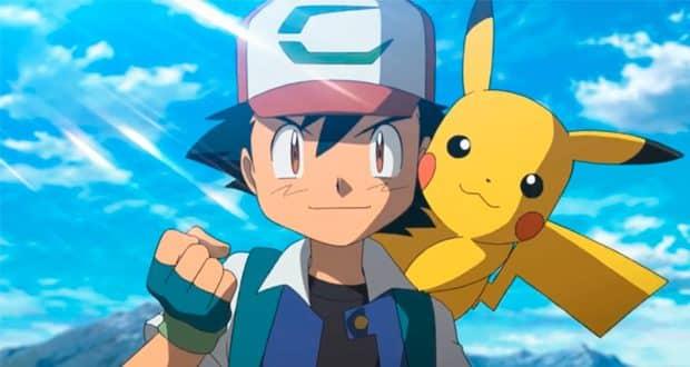 Os Pokémon mais populares