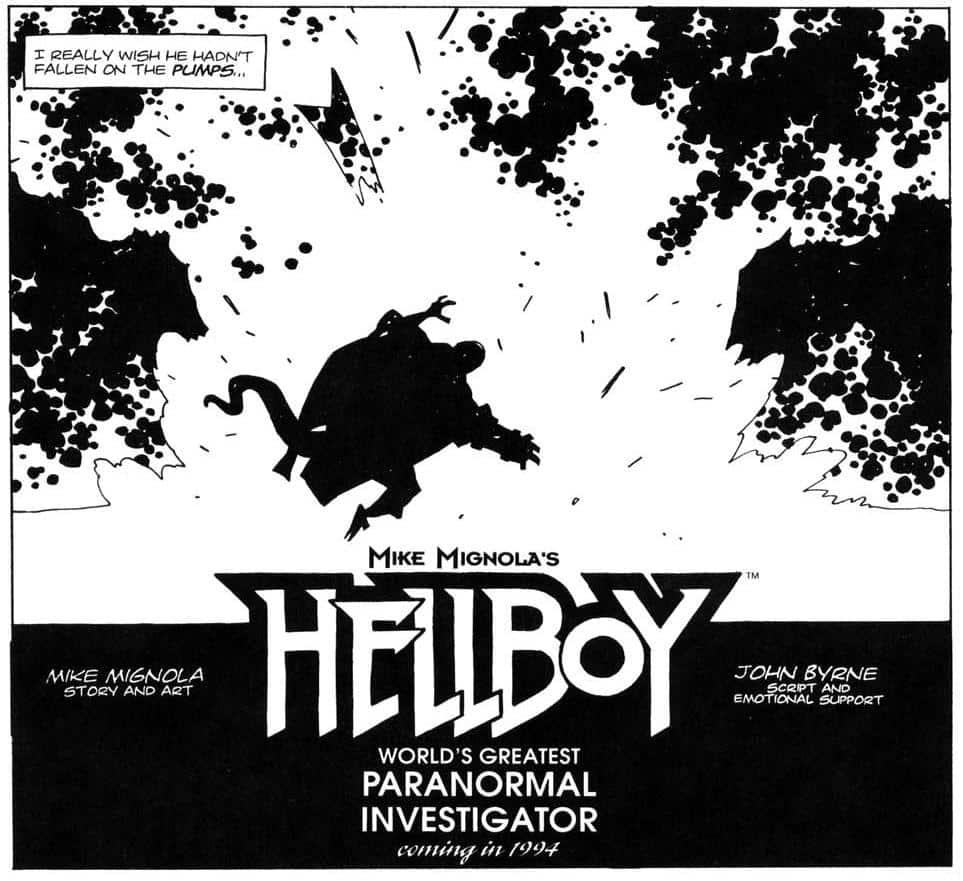 Hellboy day! 25 Anos de Hellboy!!! 4