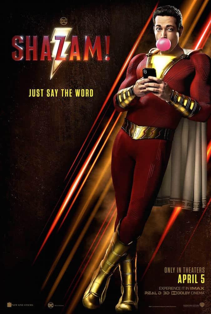 Warner divulga novas imagens do vilão de Shazam!, Dr. Silvana 4