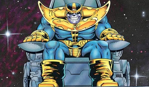 A Saga de Thanos chega às bancas e livrarias pela Panini
