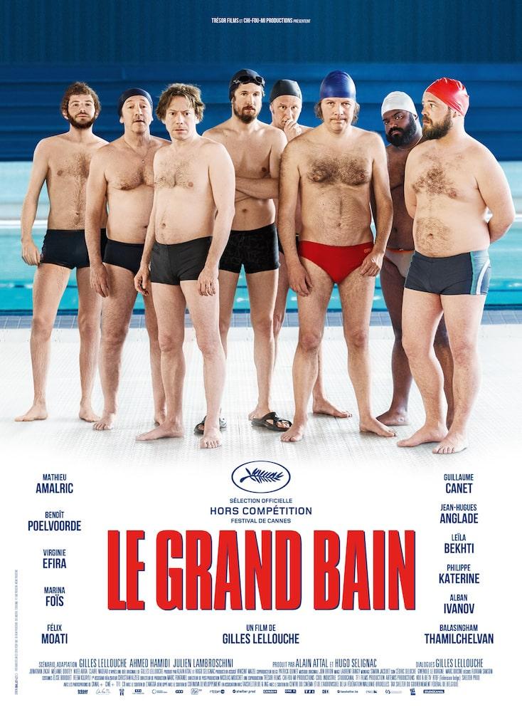 Comédia francesa Um Banho de Vida chega ao Brasil em 21 de março com distribuição da Pagu Pictures 2